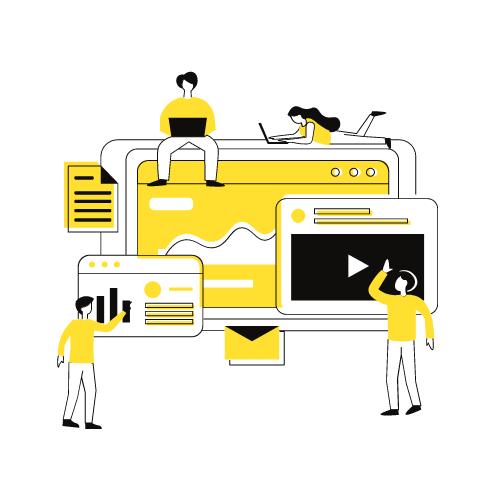 Платформа «Good Team» для запуска контент-сервисов Собственное программное решение для B2B партнеров, которое позволяет в кратчайшие сроки внедрять контент-сервисы и оценивать эффективность их внедрения, минимизируя расходы на дополнительную разработку. Гибкое API, удобные инструменты по подготовке и публикации контента, готовые шаблоны, многопользовательский доступ, статистика использования контент-сервисов. Запуск платформы — 2021 год.